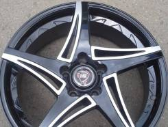 "NZ Wheels SH661. 6.5x6.5"", 5x114.30, ET45, ЦО 60,1 мм."