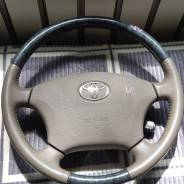 Руль. Toyota: Avalon, Land Cruiser, Aristo, Celsior, Camry Gracia, Avensis, Camry, Mark II, Land Cruiser Prado, Brevis, Alphard, Avensis Verso, Chaser...