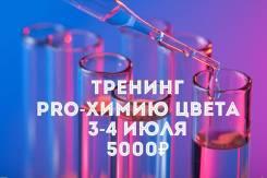 """Тренинг """"PRO-Химию цвета"""""""