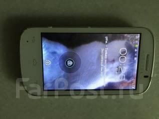 Alcatel POP C3 4033D. Б/у, до 8 Гб, Белый, 3G