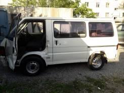 Nissan Vanette. механика, 4wd, 1.8 (115л.с.), бензин, 90 000тыс. км