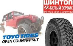 Toyo Open Country M/T. Грязь MT, без износа, 4 шт
