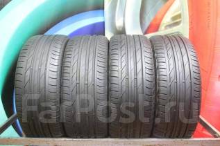 Bridgestone Turanza T001. летние, б/у, износ 30%