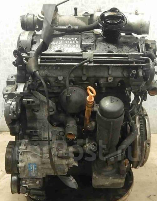 Контрактный (б у) двигатель Фольксваген Гольф 4 2001 г ASZ 1,9 л турбо