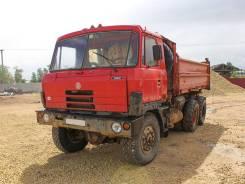 Tatra. Грузовой Самосвал 815C 6х6 1987 года, 12 000куб. см., 16 300кг.