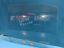 Стекло боковое. Nissan Maxima, A32 Nissan Cefiro, A32 Двигатели: VQ20DE, VQ30DE