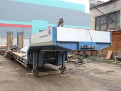 Невские машины. Полуприцеп тяжеловоз 931913 низкорамный трал 40 тонн 2015 года, 40 000кг.
