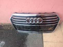 Решетка радиатора. Audi A7, 4GF CDUD, CPNB, CREC, CREH, CRTC, CRTD, CRTE, CRTF, CTBC, CTCB, CTCC, CTGE, CVPA, CVUA, CVUB, CYGA, CYNB, CYPA, CYPB, CZVA...