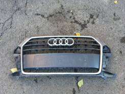 Решетка радиатора. Audi Q3, 8UB Двигатели: CULB, CULC, CUWA, CZDA, CZEA