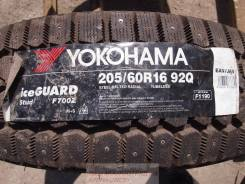 Yokohama Ice Guard F700Z. Зимние, шипованные, без износа, 1 шт