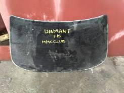 Стекло заднее. Fendt Diamant Mitsubishi Diamante, F11A, F12A, F13A, F15A, F16A, F25A, F27A 6A12, 6G71, 6G72, 6G73