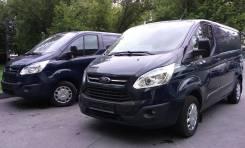 Ford Transit. Форд Транзит Кастом Тренд 2016г. Из Германии . Без РФ., 2 198куб. см., 1 000кг.