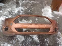 Ford Fiesta бампер передний 1814802 2012-