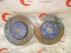 Диск тормозной. Toyota: Carina, Celica, Corona, Caldina, WiLL VS, Carina E 2C, 3SFE, 4AGE, 4SFE, 7AFE, 1ZZFE, 4AFE, 2CT, 3CTE, 3SGE, 1NZFE