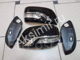 Зеркало. Toyota Land Cruiser, GRJ200, URJ200, URJ202, URJ202W, VDJ200, UZJ200, UZJ200W Toyota Land Cruiser Prado, GDJ150, GDJ150L, GDJ150W, GDJ151, GD...