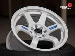 "RAYS Volk Racing TE37 SL. 8.0x16"", 4x100.00, 4x114.30, ET28, ЦО 73,1мм."