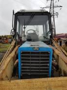 МТЗ 82. Трактор с навесным 2009 г. в. погрузчик , челюстной экскаватор
