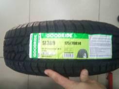 Goodride SL 369. Грязь AT, 2018 год, без износа, 4 шт