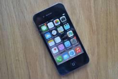 Apple iPhone 4s. Б/у, 16 Гб, Черный