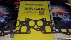 Прокладка выпускного коллектора. Nissan: Bluebird, Wingroad, Lucino, Avenir, Primera, Pulsar, Largo, Sunny, Almera, Vanette Serena, Sunny California...