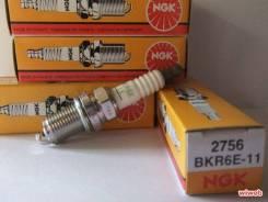 Свеча зажигания NGK 2756 (BKR6E-11) 6465