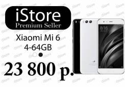 Xiaomi Mi6. Новый, 64 Гб, Белый