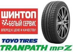 Toyo Tranpath mpZ. Летние, 2017 год, без износа, 4 шт