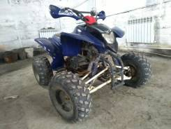 Yamaha Raptor. исправен, есть птс, с пробегом