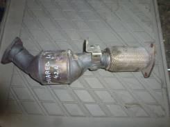 Приемная труба глушителя. Volkswagen Touareg Audi Q7, 4LB Двигатель BAR