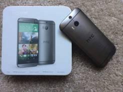 HTC One M8. Б/у, 16 Гб, Серый, 4G LTE, Dual-SIM