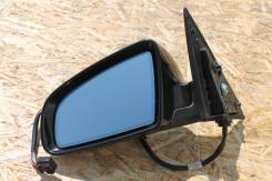 Зеркало заднего вида боковое. Audi A6, 4F2, 4F2/C6