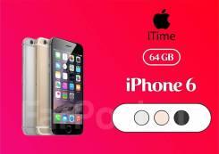 Apple iPhone 6. Новый, 64 Гб, Желтый, Золотой