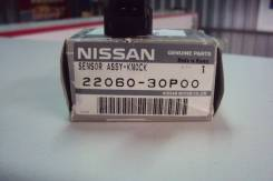 Датчик детонации. Nissan: NV350 Caravan, Maxima, Altima, Lucino, NX-Coupe, NP300, Almera, Civilian, Xterra, Cedric, Caravan, Silvia, Vanette Serena, T...
