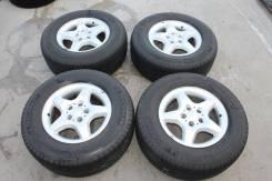 "Комплект колес R16 лето Mercedes-Benz w163 ML. 8.0x16"" 5x112.00 ET62"