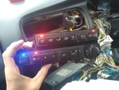 Блок управления климат-контролем. Toyota Mark II, JZX90, JZX90E, LX90Y, JZX91E, SX90, GX90, LX90, JZX93, JZX91 Toyota Cresta, JZX90 Toyota Chaser, JZX...