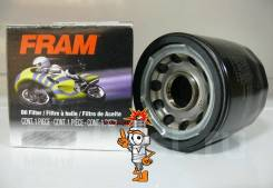 Фильтр Масляный FRAM USA=HF204 HF303, MOTO Honda, Suzuki, Yamaha, Kawasaki