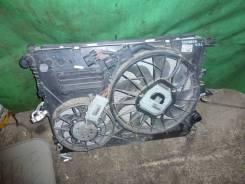 Вентилятор охлаждения радиатора. Volkswagen Touareg, 7L6, 7L7, 7LA Audi Q7, 4LB Двигатели: AXQ, AYH, AZZ, BAA, BAC, BAR, BHK, BHL, BJN, BKJ, BKS, BLE...