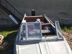 Крым. 1988 год год, длина 4,20м., двигатель подвесной, 30,00л.с., бензин