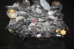 Двигатель SUBARU EJ20TT Контрактная