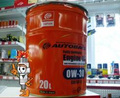 Autobacs. Вязкость 0W-30, синтетическое. Под заказ