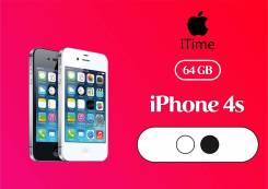 Apple iPhone 4s. Новый, 64 Гб