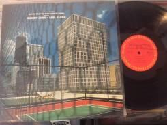 JAZZ! Хьюберт Лоуз / Hubert Laws+Earl Klugh - How to beat - JP LP 1982