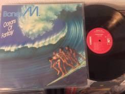 БОНИ ЭМ / Boney M - Oceans of Fantasy - 1979 FR LP Бахама Мама