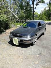 Toyota Caldina. механика, передний, 1.5 (94л.с.), бензин, 120 000тыс. км