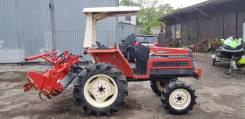 Yanmar FX24D. Трактор yanmar FX24D, 24 л.с.