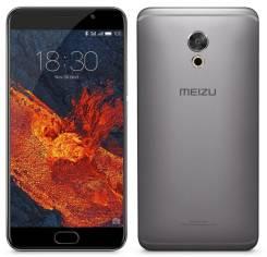 Meizu PRO 6s. Б/у, 64 Гб, Черный, 4G LTE, Dual-SIM
