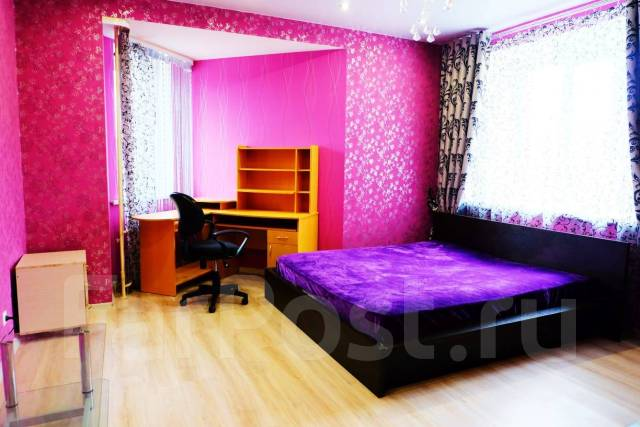 1-комнатная, улица Дикопольцева 8. Центральный, 45кв.м.