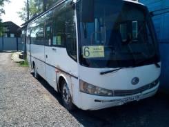 Yutong ZK6737D. Автобус, 3 900куб. см., 21 место