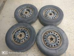 """Продам комплект колес 205/70R15. x15"""" 5x114.30"""