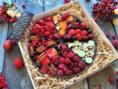 Бельгийский Шоколад Watercolor Chocolate - Подарок 23 февраля